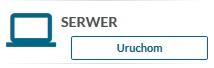uruchom serwer